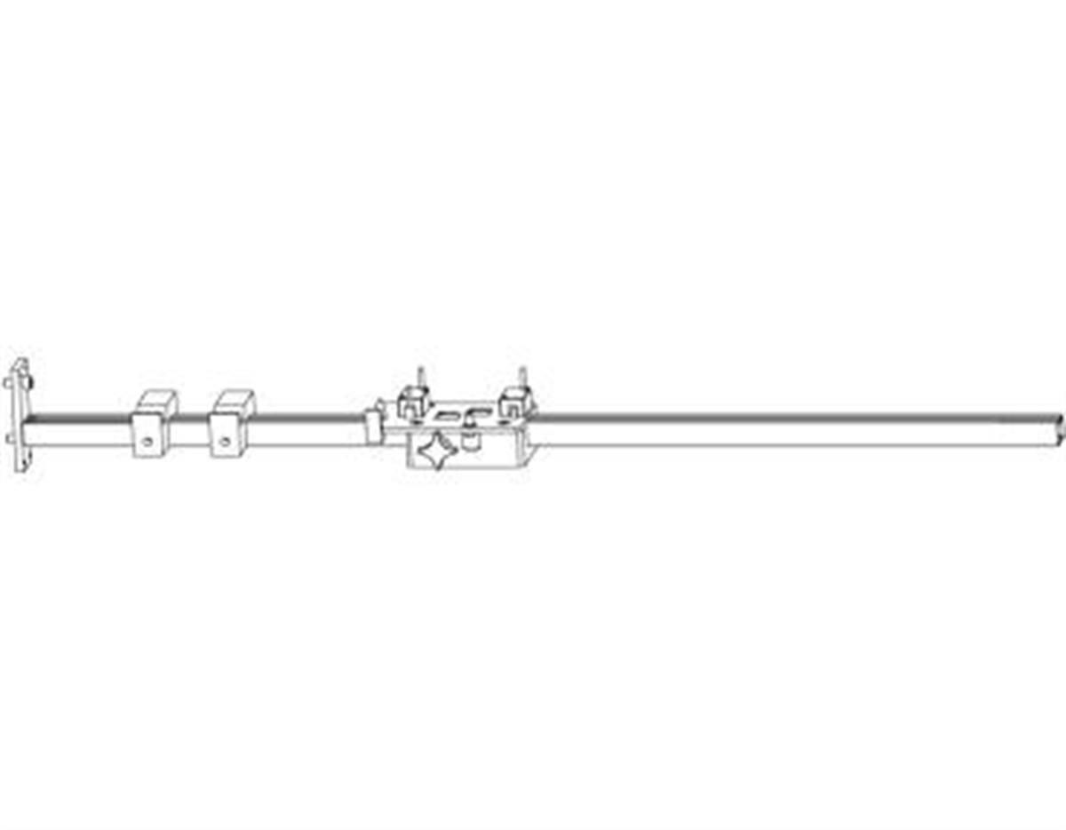 Scala di riferimento per trancia ferramenta SOMATE