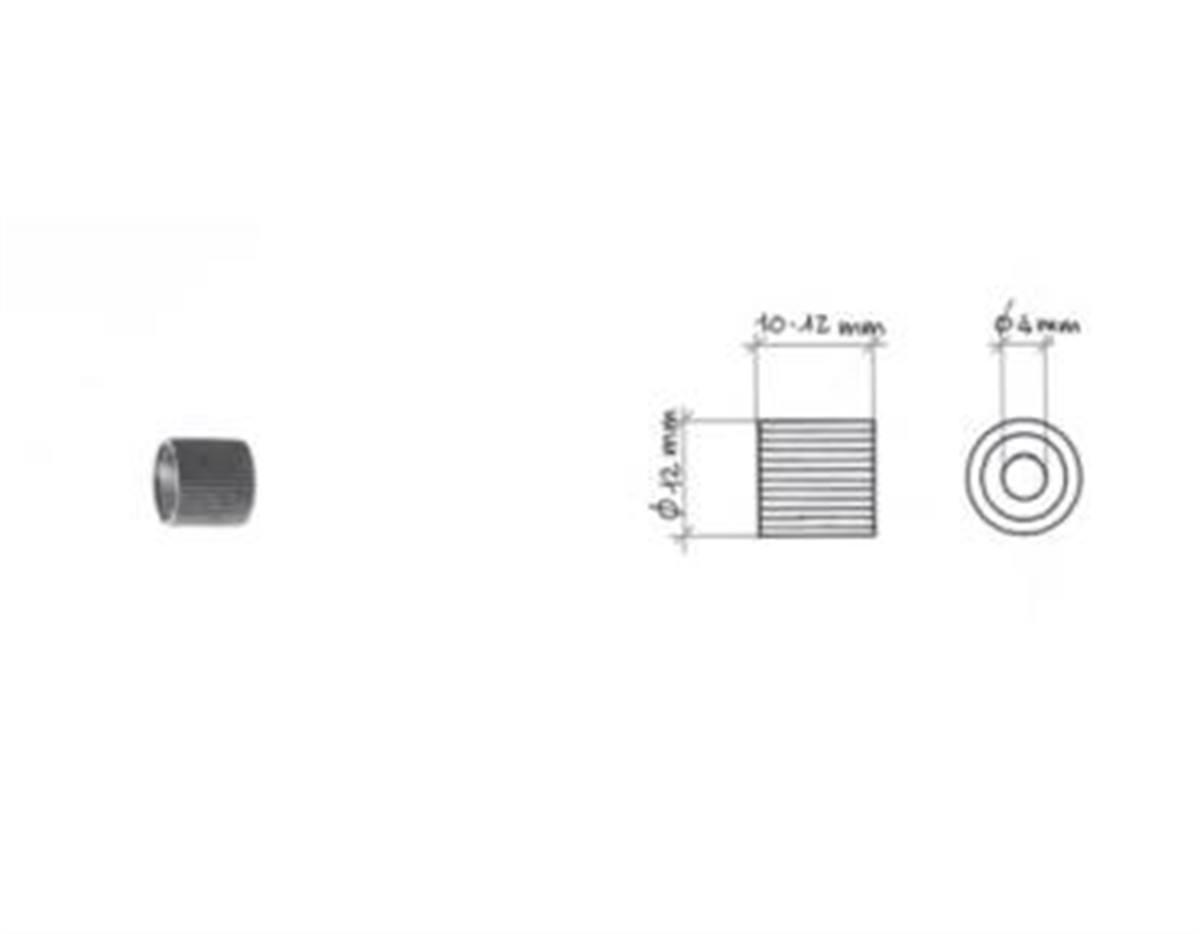 REGGIPIANO ART.53/A mm 12 BIANCO